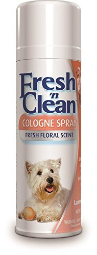 2. Lambert Kay Fresh Floral Scent Grooming Pet Cologne
