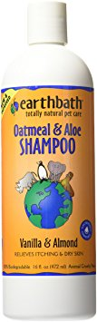 1. Earthbath All Natural Pet Shampoo