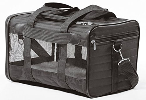 5. Sherpa Deluxe Pet Carriers, large