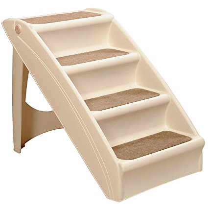 2. Pup Plus Pet Stairs