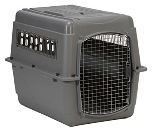 8. Petmate Sky Kennel, 32-inches Lx22.5 inches Wx24 Inches H