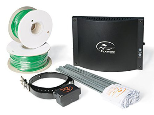 1. SportDOG Brand In-Ground Fence System