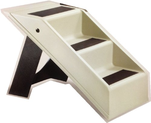 6. Etna Plastic Folding Pet Steps