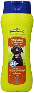 6. FURminator deShedding Ultra Premium Conditioner