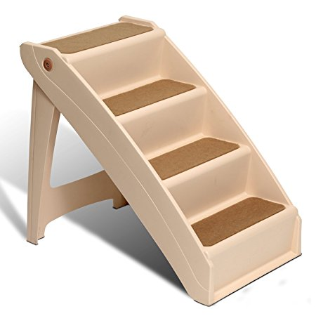 3. Pup Dog Simple Stairs