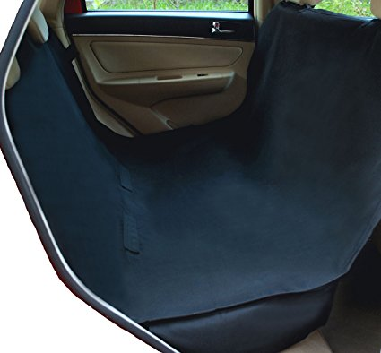 9. NAC&ZAC Waterproof X-large Hammock Pet Seat Covers