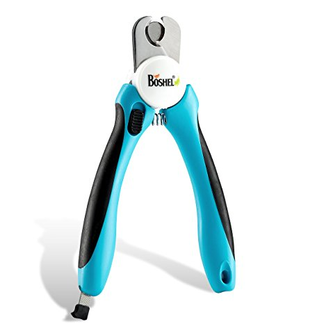 3. Pro Pet Works Cat and Dog Nail Clippers Trimmers
