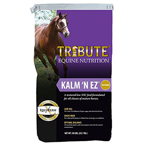 10. Tribute Kalm 'N EZ Textured for Horse
