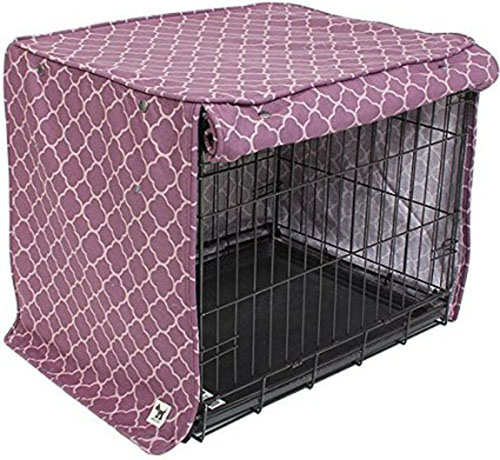 10. Molly Mutt Crate-Cover