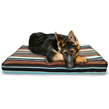 9. Furhaven Deluxe Mattress Pet bed