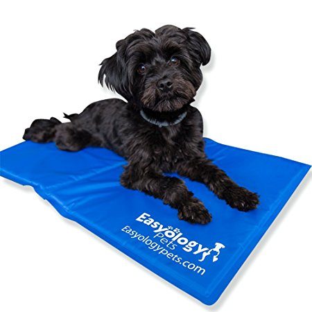 3. The Easyology Premium Pet Warming and Cooling Bed