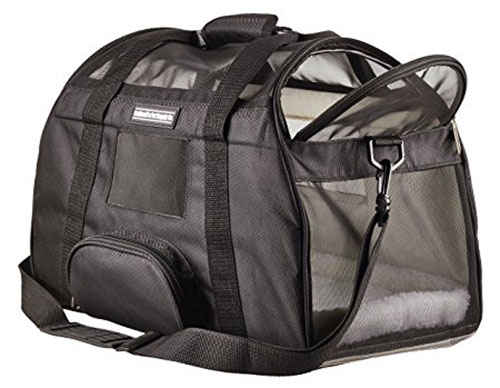 4. Airline Pet Carrier under Seat Travel Bag