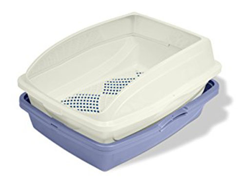 6. Van Ness CP5 Sifting Cat Pan/Litter Box