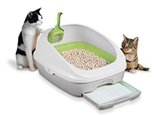 7. Tidy Cats Cat Litter, Breeze, Litter Box