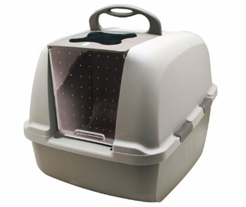 9. Hagen CatIt Hooded Cat Litter Box