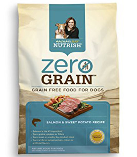 8. Rachael Ray Nutrish Dry Dog Food