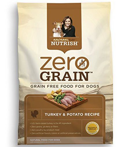 3. Rachael Ray Nutrish Natural Dry Dog Food