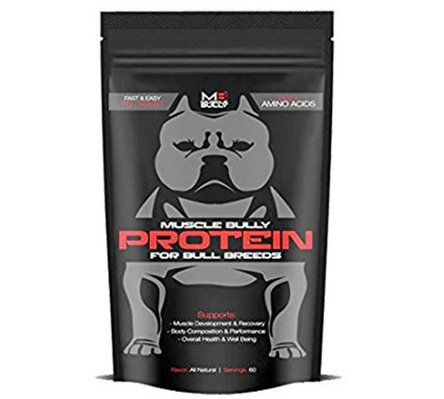 1. Muscle Protein for Bullies
