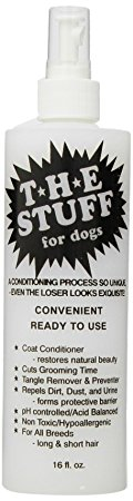 8. The Stuff 16oz Conditioner & Detangler