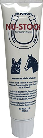 4. Durvet Nu-Stock Ointment, 12-Ounce