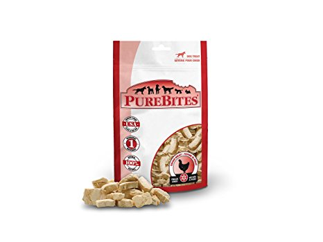 9. PureBites Chicken Breast Freeze-Dried Treats for Dogs
