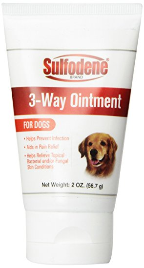 5. Sulfodene 3-Way Ointment for Dogs