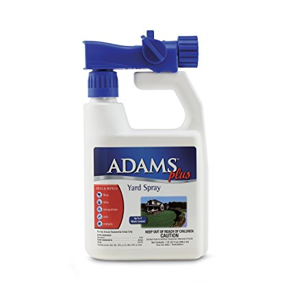 10. Adams Plus Flea & Tick Yard Spray
