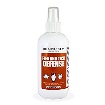 7. Dr. Mercola Flea and Tick Defense