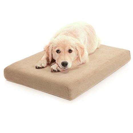 4. Milliard Premium Orthopedic Memory Foam Dog Bed