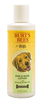 6. Burts Bees Paw and Nose Lotion