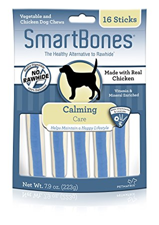 5. SmartBones Functional Dog Chew