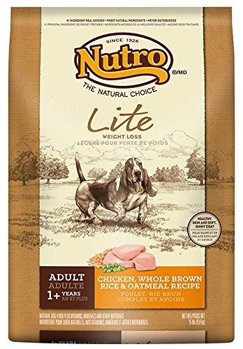 8. NUTRO Weight Loss Dry Dog Food