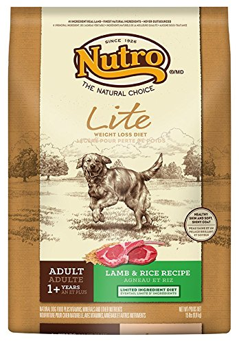 5. NUTRO Weight Loss Dry Dog Food