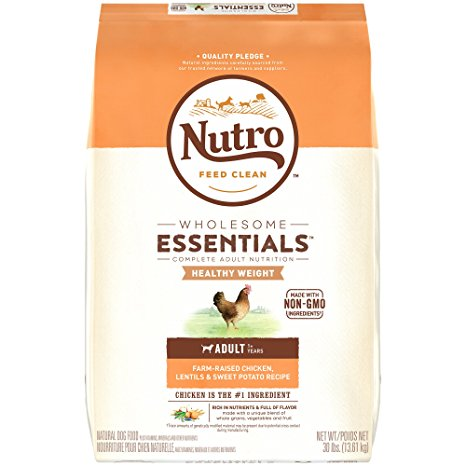 4. NUTRO Lite and Weight Management Adult Dry Dog Food