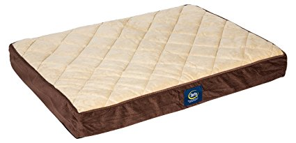 1. Serta Orthopedic Quilted