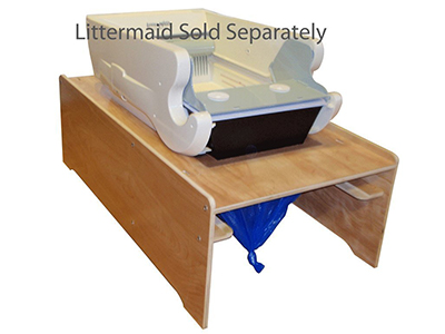 6. Littermaid High Capacity Disposal System