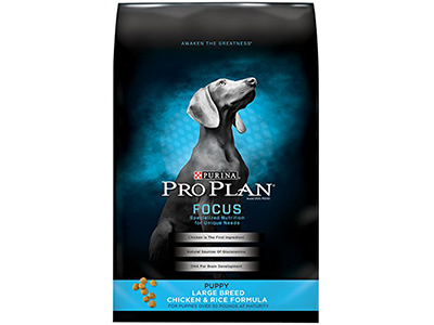 6. Purina Pro Plan Focus Puppy