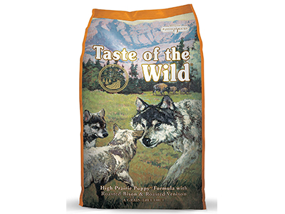 1. Taste of the Wild Grain-Free