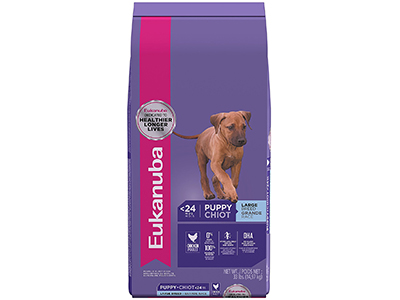 7. EUKANUBA Puppy Dry Dog Food