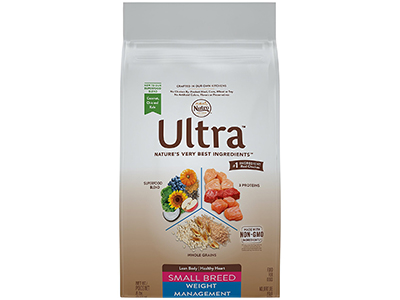 9. NUTRO ULTRA Weight Management Adult Dry Dog Food