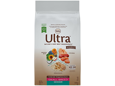 4. NUTRO ULTRA Senior Dry Dog Food
