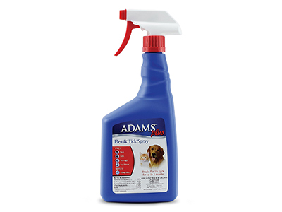 7. Adams Plus Flea/Tick Spray