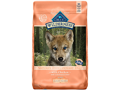 5. Blue Buffalo Wilderness High Protein