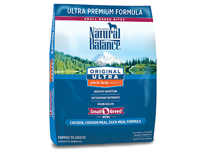 7. Natural Balance Original Ultra Whole Body Health